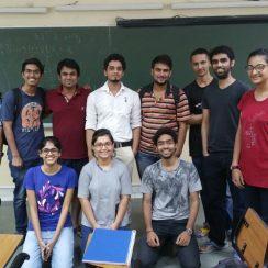 IIT Kanpur - Internship